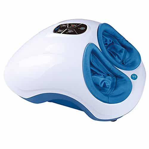 3D Fußmassage
